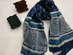 Exclusive Chanderi silk stole