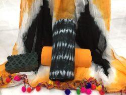 Pure Cotton Pompom Suit Set (23)