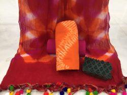 Pure Cotton Pompom Suit Set (27)