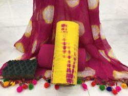 Pure Cotton Pompom Suit Set (28)