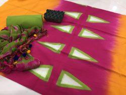 Pure Cotton Pompom Suit Set (3)