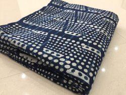 Batik Print Running Material 1