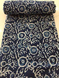 Batik Print Running Material 10