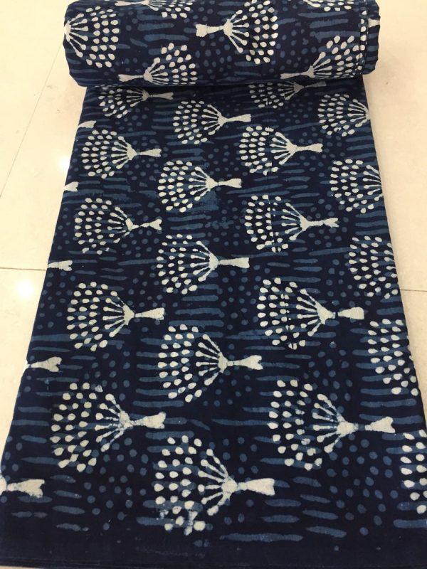 Batik Print Running Material 17