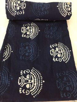 Batik Print Running Material 18