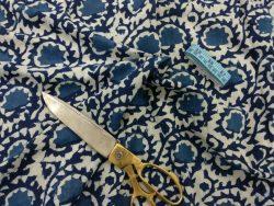 Batik Print Running Material 25