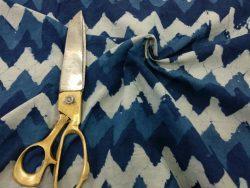 Batik Print Running Material 7