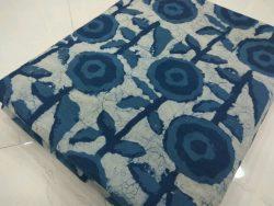 Batik Print Running Material 8