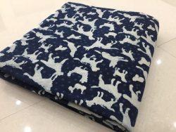 Batik Print Running Material 9