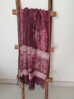 Block Printed Chanderi Dupattas 1