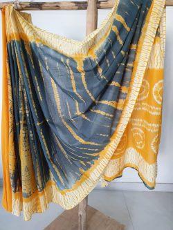 Cotton Printed Saree 4