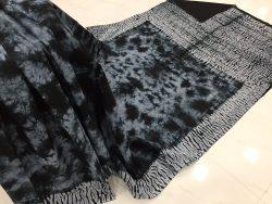 Traditional Shibori Soft Cotton Mulmul Saree (118)