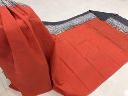 Traditional Shibori Soft Cotton Mulmul Saree (135)