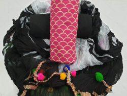 Pompom Cotton Suit (5)