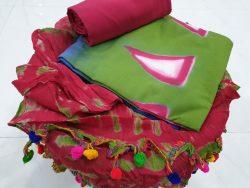 Pompom Cotton Suit Set (8)