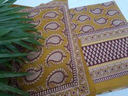 Cotton Bedspread (5)
