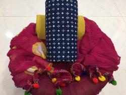 Pompom Cotton Suit (18)