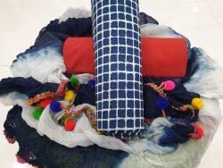 Pompom Cotton Suit (3)