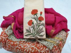 Zari Border Cotton (12)