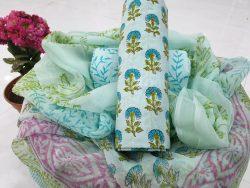 Summer Cotton Suits (3)