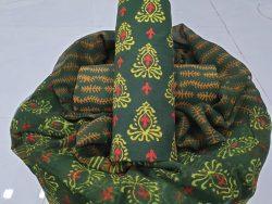 Chiffon Dupatta Cotton Suit (50)