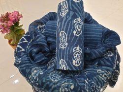 Chiffon Dupatta Cotton Suit (65)