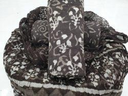 Chiffon Dupatta Cotton Suit (93)
