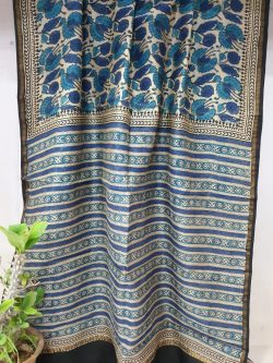 Chanderi Saree With Blouse (10)