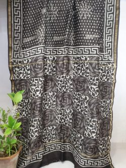 Chanderi Saree With Blouse (15)