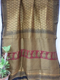 Chanderi Saree With Blouse (16)