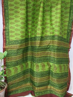Chanderi Saree With Blouse (19)