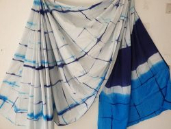 Cotton Saree With Blouse (2)