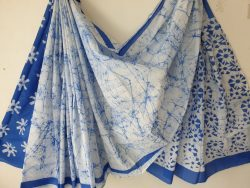 Cotton Saree With Blouse (4)
