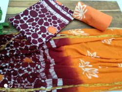 Cotton Suit With Zari Border (9)