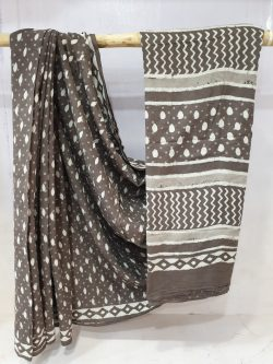 Cotton Mulmul Saree (5)