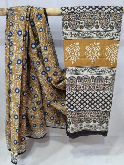 Cotton Mulmul Saree (4)