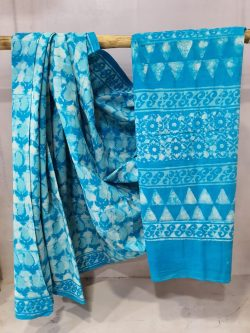 Cotton Mulmul Saree (12)