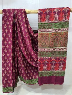 Cotton Mulmul Saree (16)