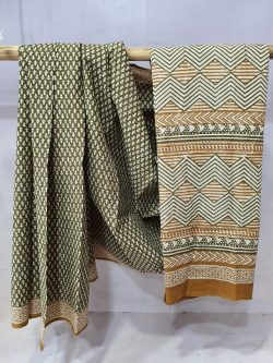 Cotton Mulmul Saree (6)