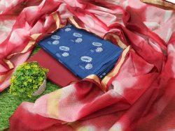 Cotton Suit Floral Print (2)