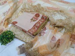 Chiffon Floral Print