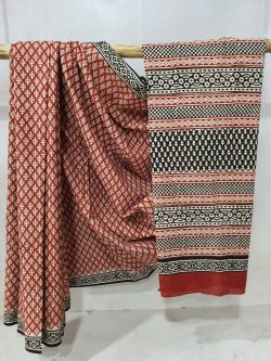Cotton Bagru Print (2)