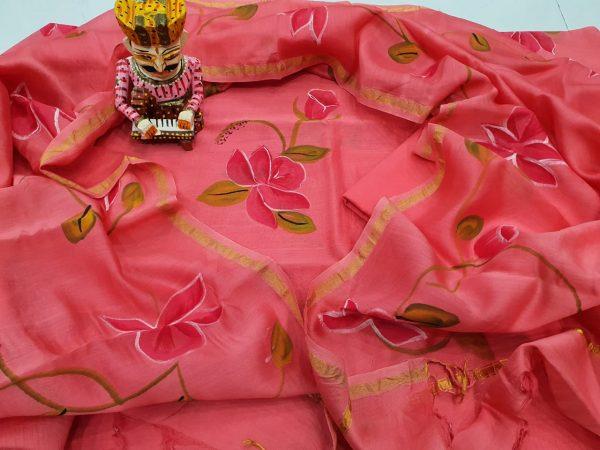 Floral Chander Suit