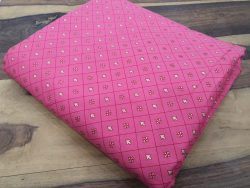 Superior quality Pink Pure cotton runing material set