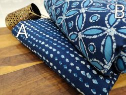 beautiful Blue pure cotton running maaterial set