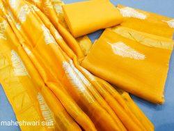 Amber maheshwari silk suit ethnic ladies suits online