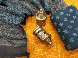Amber pure cotton suit kota doria doria office wear ladies suit