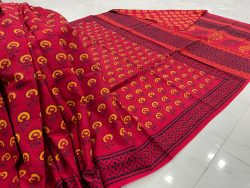 Regular wear Amarnath cotton mal mal saree