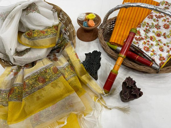 white cotton and silk salwar suits