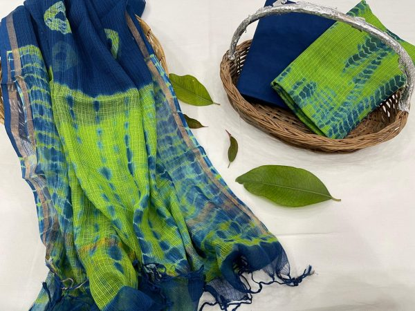 blue kota doria suits wholesale
